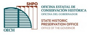 Oficina Estatal de Conservación Histórica, Oficina del Gobernador