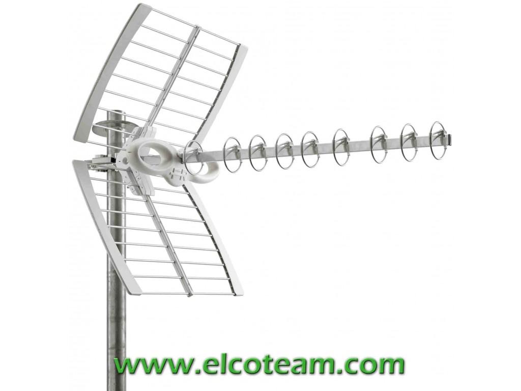 Antenna Uhf Fracarro Sigma 9 Hd