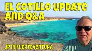 El Cotillo Q&A and Walkabout Video