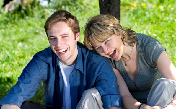 Female older than male relationship