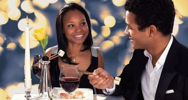 Falling in love after first date