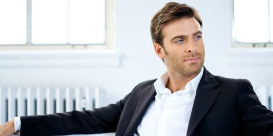 Traits of a confident man