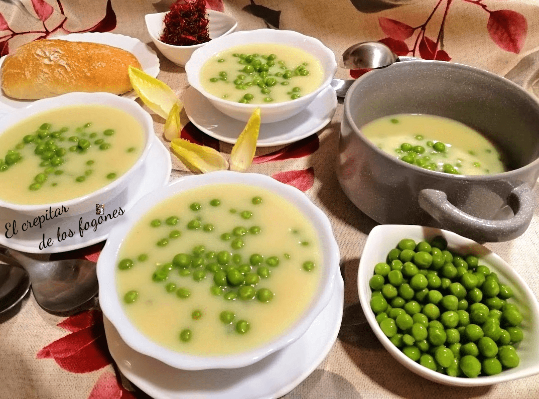 crema de hortalizas