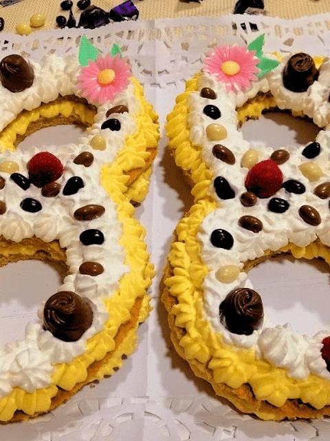 tarta de números