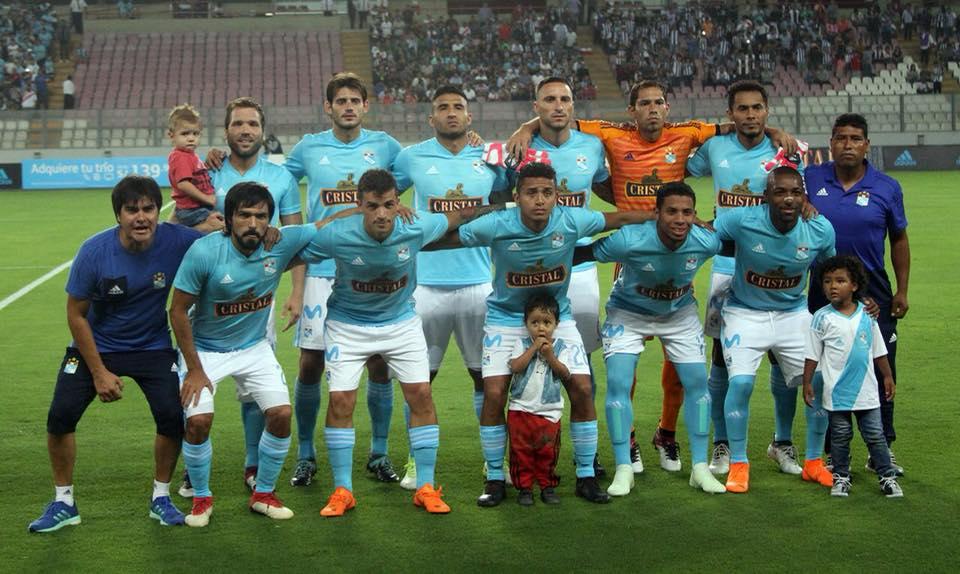 Sporting Cristal 3 - AL 0