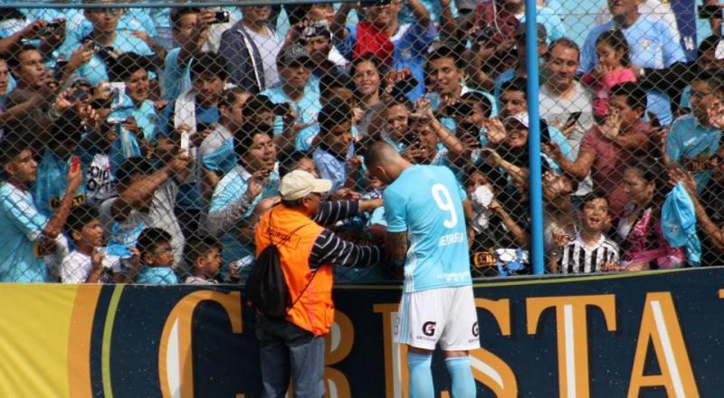 (Prensa Sporting Cristal)