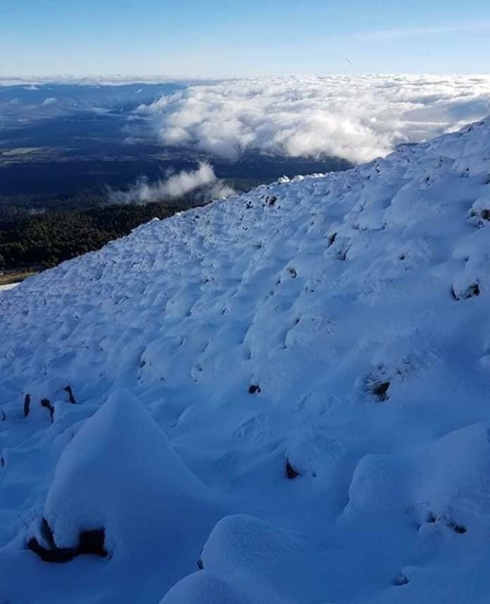 Resultado de imagen para No es Davos, ni Aspen Â¡es la Malintzi!, postales invernales desde Tlaxcala