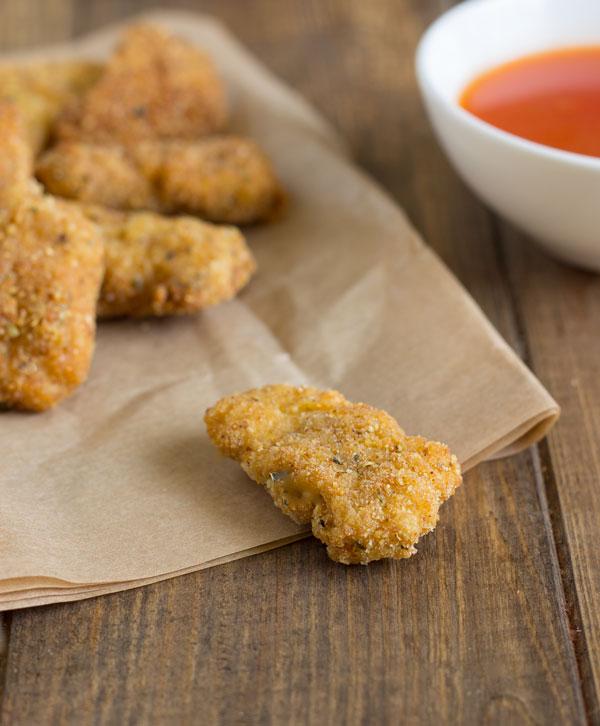 Nuggets Que Son: Nuggets De Pollo Caseros