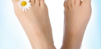 Mal olor de pies, un problema con solución