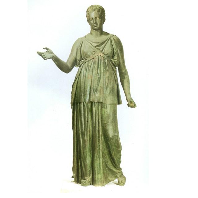 Χάλκινο άγαλμα Αρτέμιδος