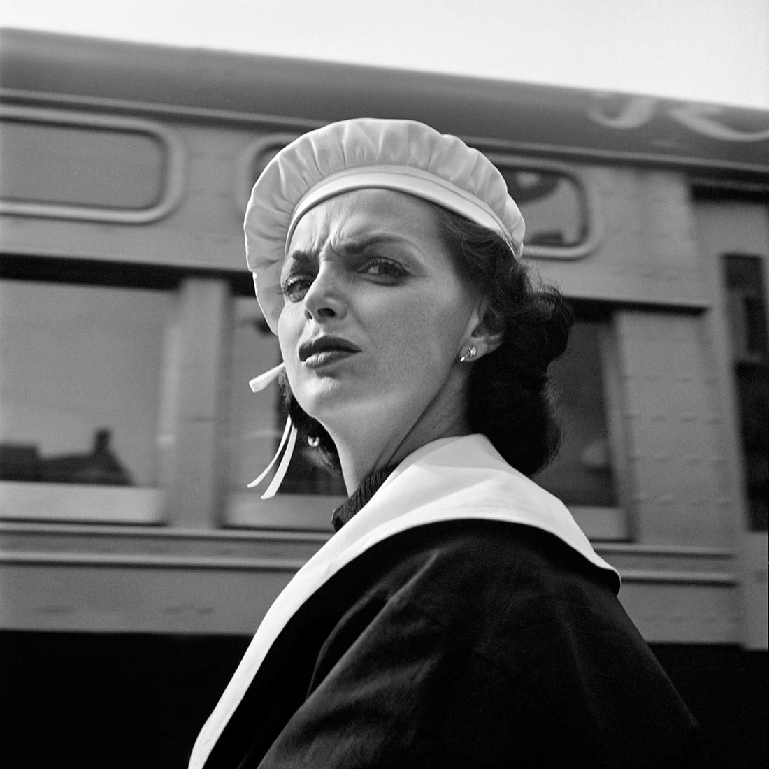 Βίβιαν Μάγερ, 1954