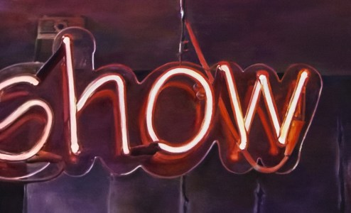 «The Show Must Go On» στην γκαλερί CAN