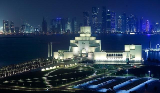 Μουσείο Ισλαμικών Τεχνών, Ντόχα, Κατάρ (2008)