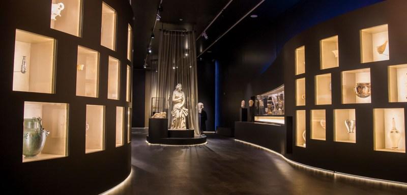 Οι αμέτρητες όψεις του Ωραίου στο Εθνικό Αρχαιολογικό Μουσείο - Εκθέσεις - elculture.gr