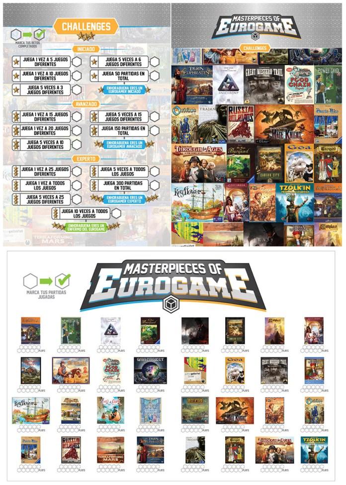 Campeonato Eurogame Challenges