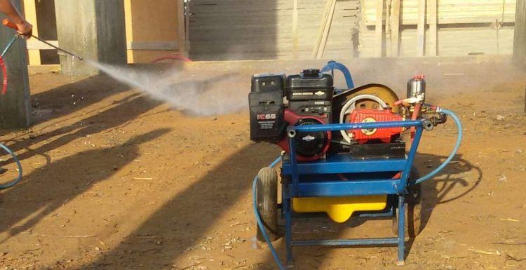 كيفية مكافحة النمل الابيض قبل البناء