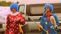 Cleaning Clowns