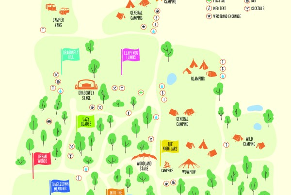 EF2019 Site Map
