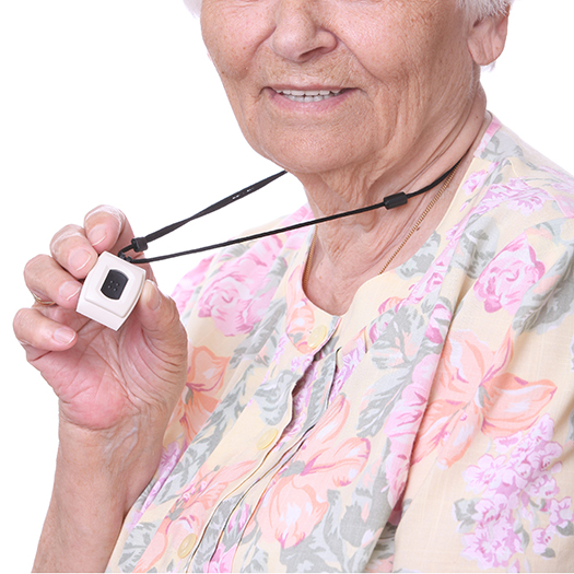 Personal Emergency Response Systems for Seniors In Home Care for Mobility Issues and safety