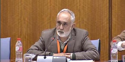 El exdirector general de la extinta Fundación Andaluza Fondo de Formación y Empleo (Faffe) Fernando Villén Rueda.