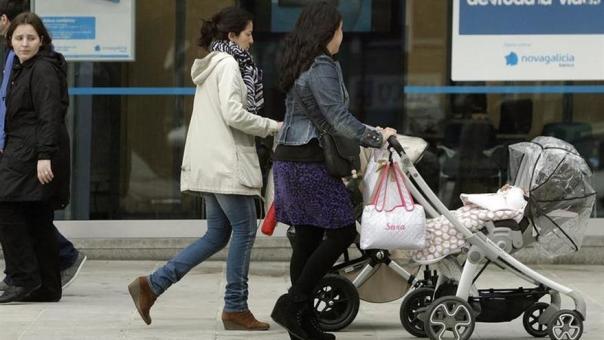La maternidad no es de color de rosa, sino de muchos colores