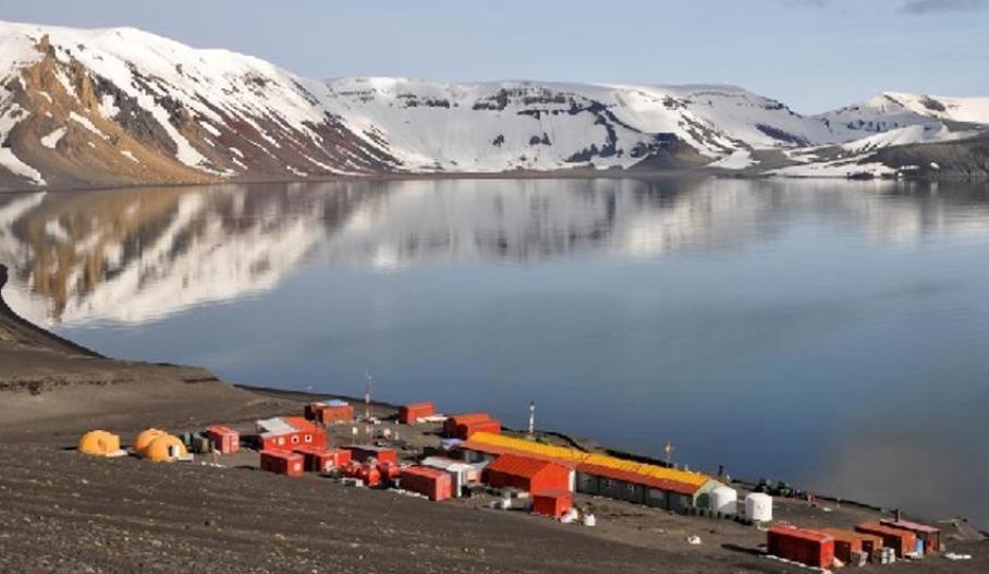 Gabriel de Castilla base - Deception Island, isole Shetland meridionali©eldiario.es