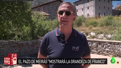 Jaime Alonso, entrevistado en La Sexta