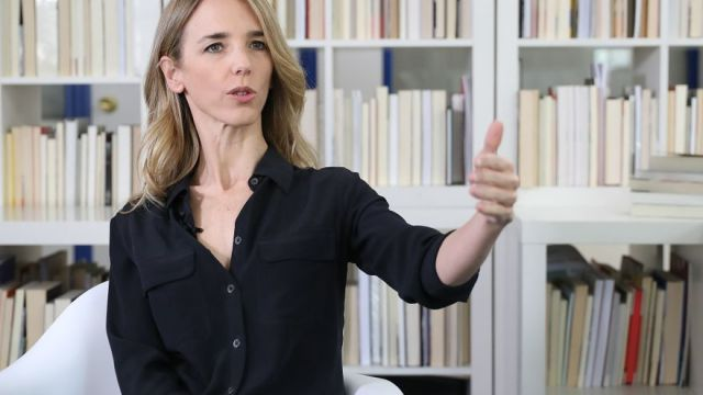Cayetana Álvarez de Toledo será la número uno en las listas del PP por Barcelona para las generales