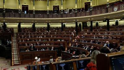 El Congreso admite la ley de Jusapol para equiparar sueldos de policías con el rechazo de ERC, PNV, PDeCAT y Bildu