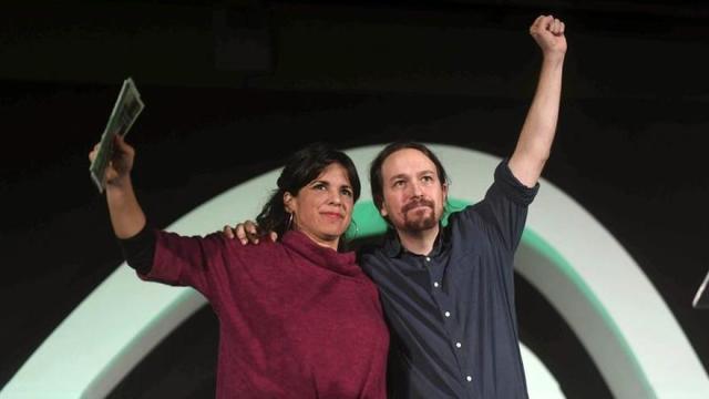 Denuncian a Pablo Iglesias y Teresa Rodríguez por delito de odio en el 2D