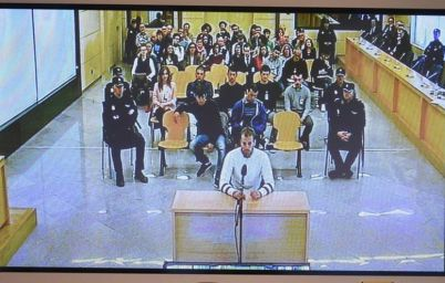 Las defensas de los acusados de Alsasua exponen hoy sus conclusiones