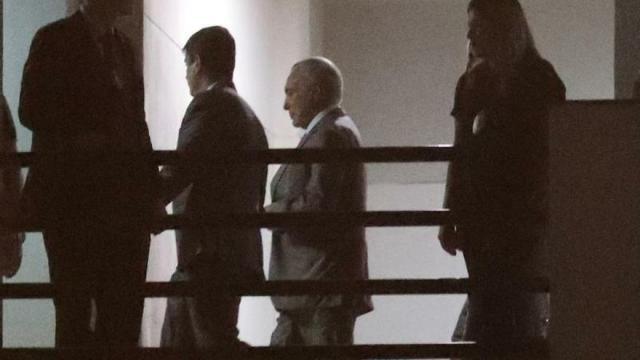 El expresidente brasileño Temer será enjuiciado por un nuevo caso de corrupción