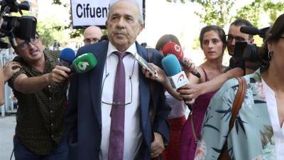La jueza del caso Máster archiva la pieza sobre un ex alto cargo de Economía