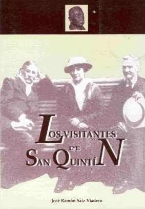 Portada del libro Los visitantes de San Quintín