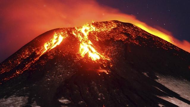 volcan II