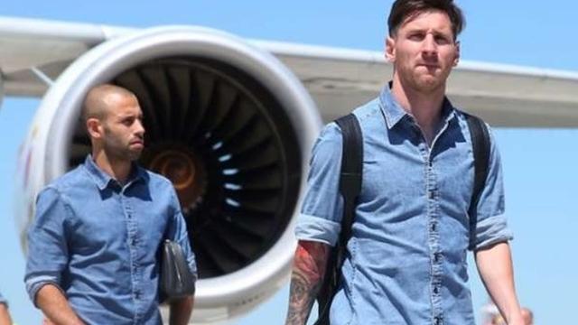 Messi - Masche