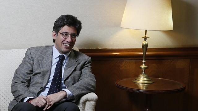 German Garabano, ministro de Justicia y Derechos Humanos. Photo: Hernan Zenten