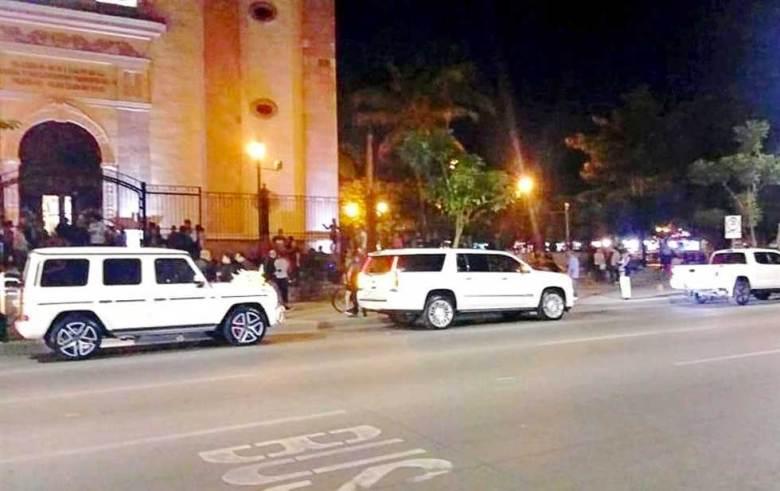 Resultado de imagen para Hija de El Chapo cerro la catedral de Culiacan