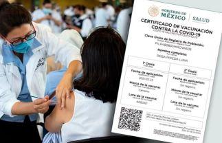 No pedirá México certificados de vacunación a extranjeros