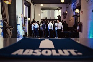ABSOLUT Invite Team