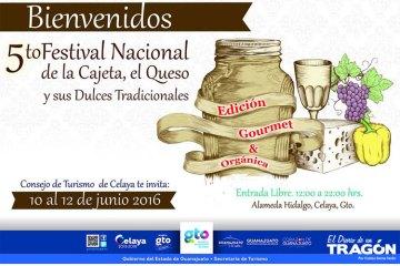 Festival de la Cajeta, Queso y Dulces