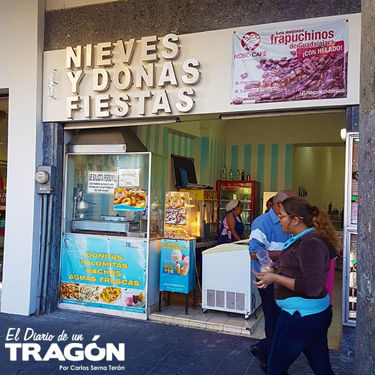 Donas en Guadalajara