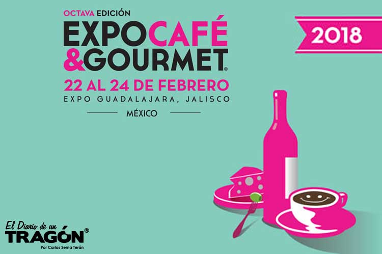 Expo Cafe y Goyrmet