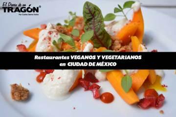 Restaurantes Veganos y Vegetarianos en Ciudad de México