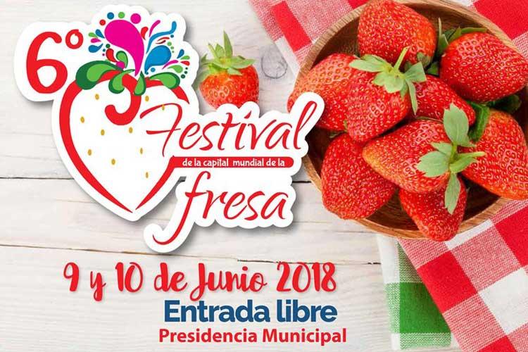 Festival de la Capital Mundial de las Fresas