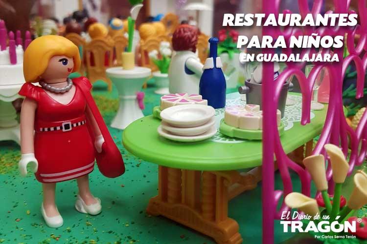 Restaurantes para Niños en Guadalajara