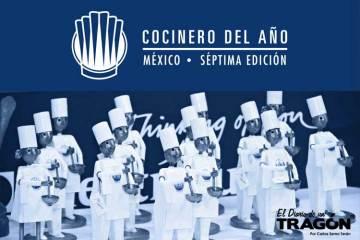 7ma. edición Cocinero del Año México