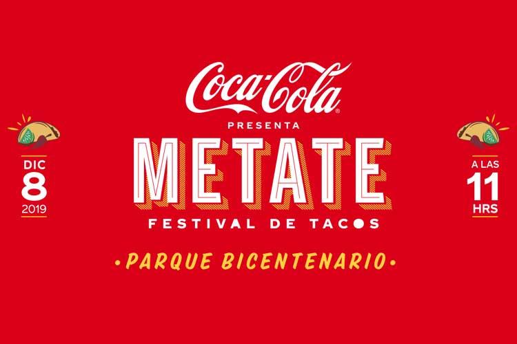 Metate Festival de Tacos