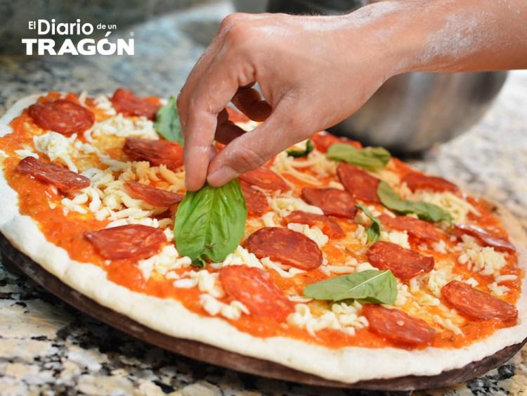 Pizza en Guadalajara