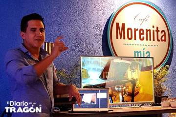 Café Morenita Mía